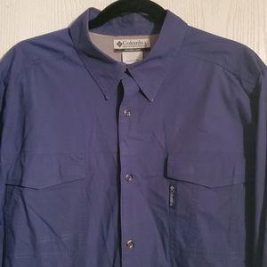 Columbia Sportswear Company Men's Shirt, Size 2X